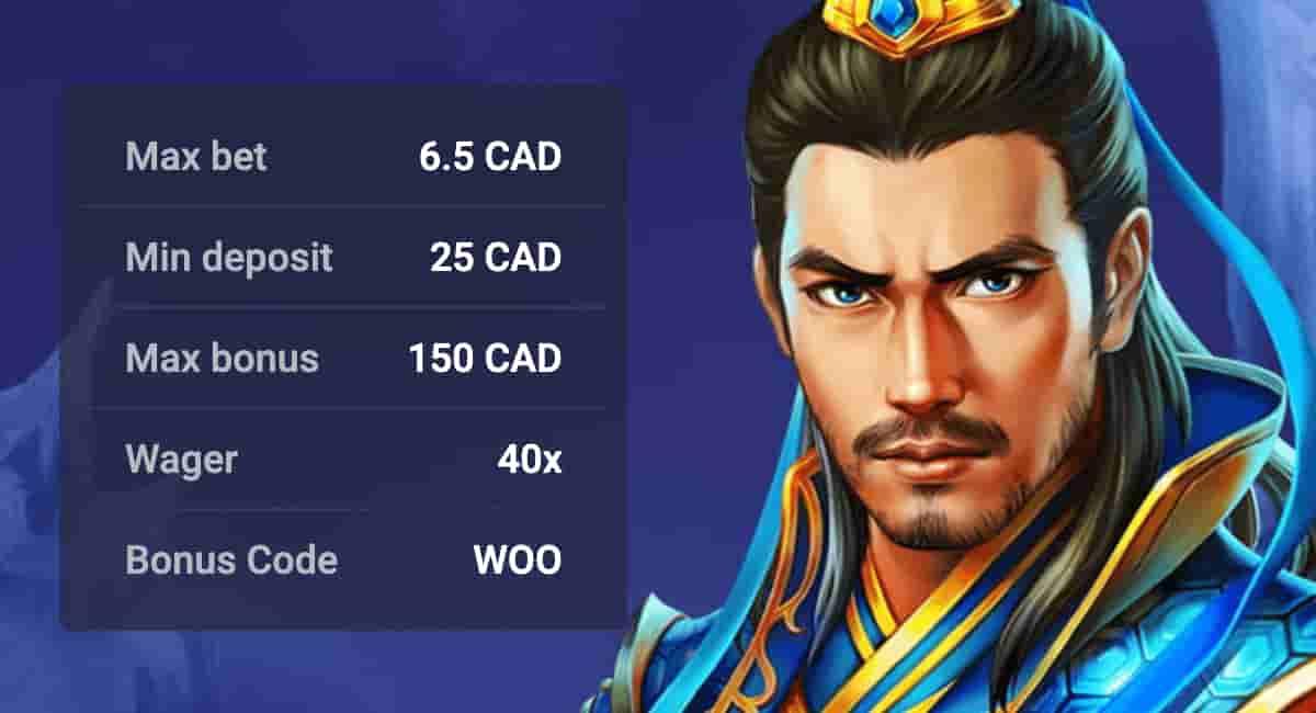 Bonus de Premier Dépôt Canada